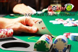agen judi poker online terbaru