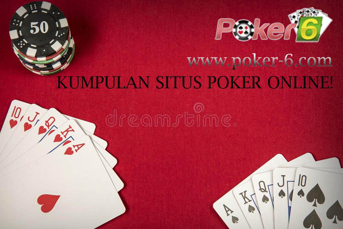 kumpulan situs poker online