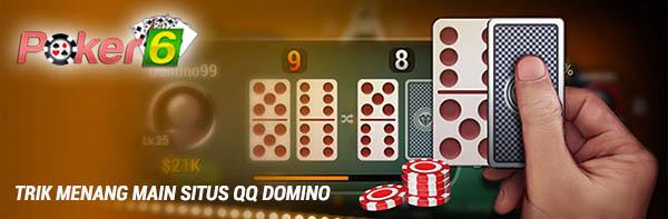 cara dan trik menang main situs qq domino