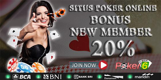 Situs Poker Terbaru Teraman 2018